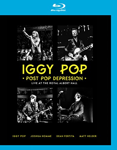 Iggy Pop - Post Pop Depression: Live