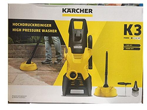 Kärcher 1.601-820.0  Hochdruckreiniger K3 Car und Home Ink T 150 Flächenreinger