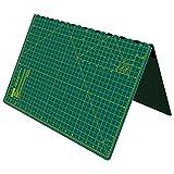 ANSIO A2plegable–alfombrilla de corte IMPERIAL 23pulgadas x 17pulgadas–Verde