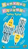 Picture Of Bananas In Pyjamas: Topsy Turvy [VHS]