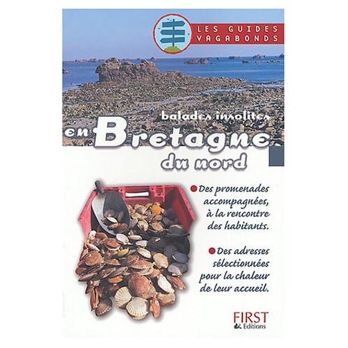 Guides vagabonds des balades insolites en Bretagne nord