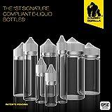 Chubby Gorilla Unicorn Flasche Set 12er pack E-Liquid Flasche (12)