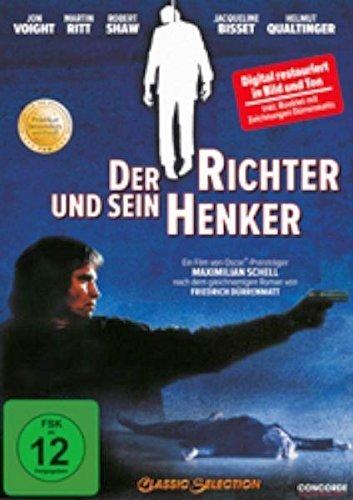 End of the Game ( Der Richter und sein Henker ) ( Assassinio sul ponte ) [ NON-USA FORMAT, PAL, Reg.2 Import - Germany ] by Jac