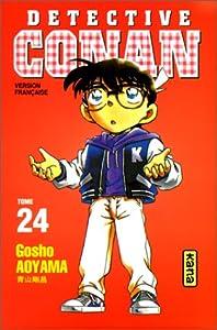 Détective Conan Edition simple Tome 24