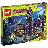 LEGO Scooby-Doo - 75904 - Jeu De Construction - La Maison Mystérieuse