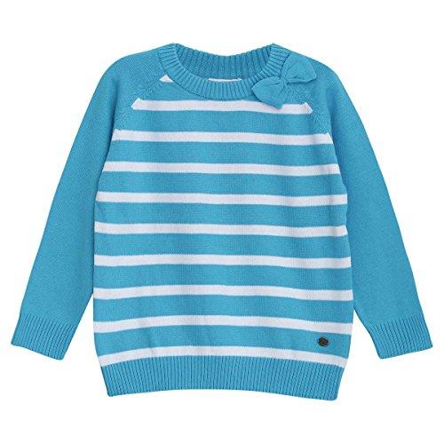 FS Mini Klub girls striped sweater with full sleeves
