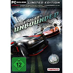 Ridge Racer Unbounded – Limited Edition – [PlayStation 3]
