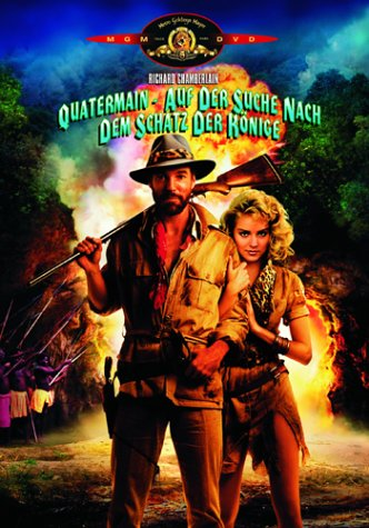 Quatermain - Auf der Suche nach dem Schatz der (Auf Spanisch Schatz)