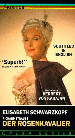 Preisvergleich Produktbild Der Rosenkavalier [VHS]