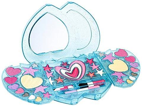 Smoby - 7600320405 - Coeur de maquillage - Frozen - Reine des neiges