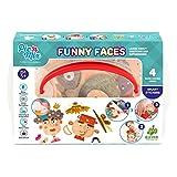 Picnmix Picnmix Caras Divertidas Juguetes Educativos para niños 3 años a 7 años Juegos Educativos
