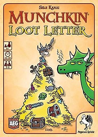 Pegasus Spiele 18225G - Loot Letter, deutsche Ausgabe, Kartenspiele