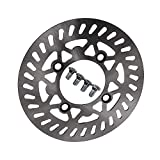 TDPRO 210mm Front Brake Disc Rotor for Dirt Pit Bike CRF KLX SSR TTR 70cc 90cc 110cc 125cc 150cc 160cc