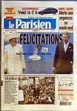 Telecharger Livres PARISIEN LE No 18794 du 11 02 2005 AUTOMOBILE VOICI LA C 6 GRIPPE GASTRO ALERTE AUX URGENCES CE WEEK END FELICITATIONS MARIAGE MOBILISES EDUCATIONS (PDF,EPUB,MOBI) gratuits en Francaise