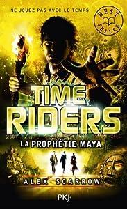 "Afficher ""Time riders n° 8<br /> La prophétie maya"""
