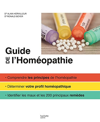Guide familial de l'homopathie