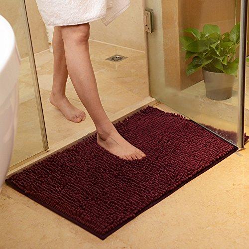 Ciniglia Zerbini/zerbino/[salotto]/Camera da letto/cucina/Ottomani/[sala]/bagno/Acqua tappetini antiscivolo-G (Pelle Appartamento Divano)