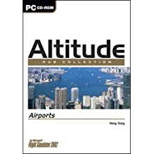 Image of Altitude Hub Collection: Airports - Hong Kong for Microsoft Flight Simulator 2002 (PC) - Comparsion Tool