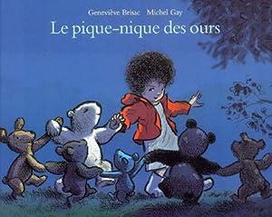 """Afficher """"Le pique-nique des ours"""""""