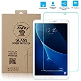 tinxi® Protector de vidrio templado de vidrio templado para Samsung Galaxy Tab A 10,1 T580 10.1 pulgadas prima Protector de pantalla Protector de pantalla ultra duro