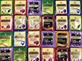 Twinings Tea Refill Box 10 Assorted Flavours, 100 Individually Wrapped Enveloped Tea Bags Black teas, Green teas and Fruit & Herbal teas.
