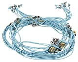 Jainsons Women braided blue Belt (DTP_BE...