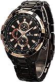 Swisstyle Anolog Black Dial Men's Watch-SS-GR06612-BLK-CH