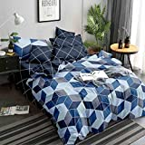 Fresh From Loom Glace Cotton Double Bed AC Winter Comforter Blanket Quilt (Multicolour)
