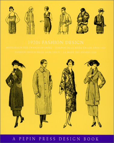 1920's Fashion Design