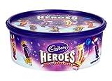 Cadbury Heroes Chocolates Tub 760g