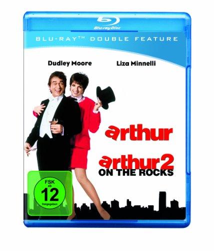 Arthur 1+2 [Blu-ray]