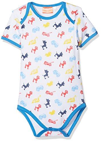 Nickelodeon-strampler (Nickelodeon Paw Patrol Baby Jungen Body (6 Monate, Blau))