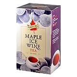 Turkey Hill Té del vino del hielo del arce 100% natural 20 bolsas de té