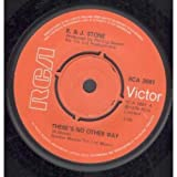 """THERE'S NO OTHER WAY 7 INCH (7"""" VINYL 45) UK RCA 1976 for sale  Delivered anywhere in UK"""