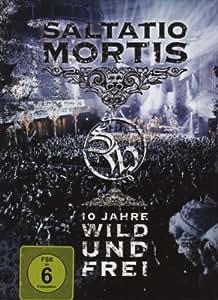Saltatio Mortis - 10 Jahre wild und frei (Limited Edition / 2 DVDs + CD)