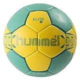 Hummel Elite Handball 2016 - neon yellow/neon dark green, Größe:1.5