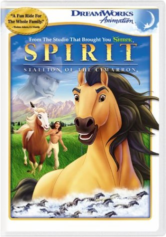 Spirit - Stallion of the Cimarron (Widescreen Edition) [Import USA Zone 1]
