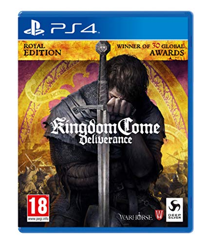 Kingdom Come: Deliverance - Royal Edition (PS4) Best Price and Cheapest