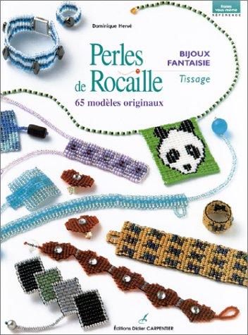 Perles de rocaille : Bijoux fantaisie, tissage