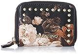 Mario Valentino Valentino by Damen Cyprus Geldbörse, Schwarz (Nero), 1.8x7.5x10.0 cm
