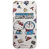 Doraemon & Hello Kitty iPhone6 Soft Case Secret Tools