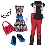 Monster High - Deluxe fashion Set Ghoulia Yelps