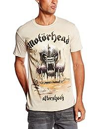 Motorhead Ds Exl Aftershock Album - Camiseta Hombre