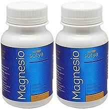 MAGNESIO MARINO 600mg. 2 x 100 Comprimidos. SOTYA