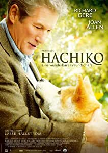 Hachiko: A Dog's Story Plakat Movie Poster (11 x 17 Inches - 28cm x 44cm) (2009) German
