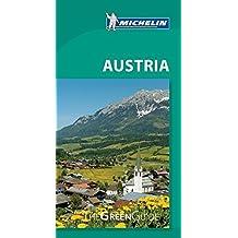 Austria - Michelin Green Guide: The Green Guide (Michelin Tourist Guides)