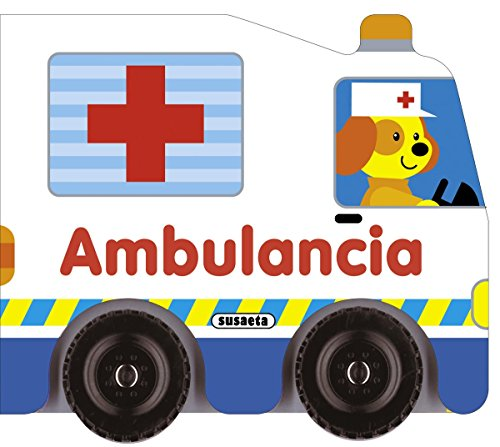 Ambulancia (Rueda, rueda.) por Jordi Busquets