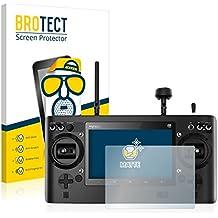 2x BROTECT Displayschutzfolie für Yuneec ST16 Schutzfolie - Entspiegelt, Anti-Fingerprint