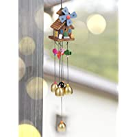 TIMESETL Feng Shui Wind Chimes - Wooden Wind Chimes - for Outdoor,Balcony,Indoor Home Decoration(1pc)