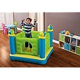 Intex Portable Jr Inflatable Jumping Castle Bouncer Jump o Lene for Kids